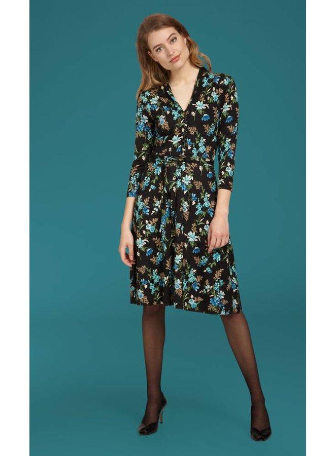 Kleid   Emmy Dress Rossville   Black