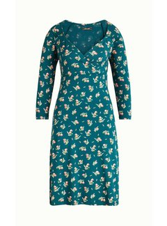 King Louie Kleid | Gina Dress Annadale | Dragonfly Green