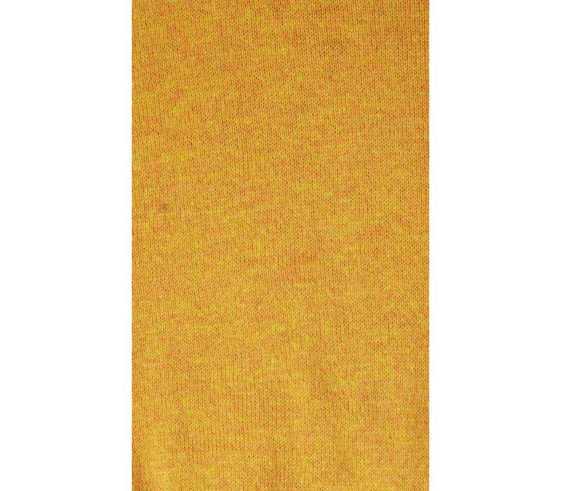 Cardigan   Cardi V Cocoon   Honey Yellow