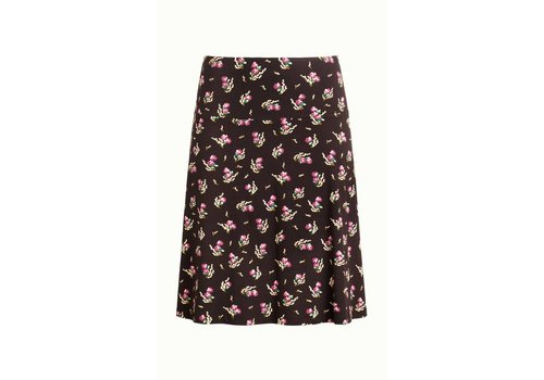 King Louie Rock | Border Skirt Annadale | Brunette Brown