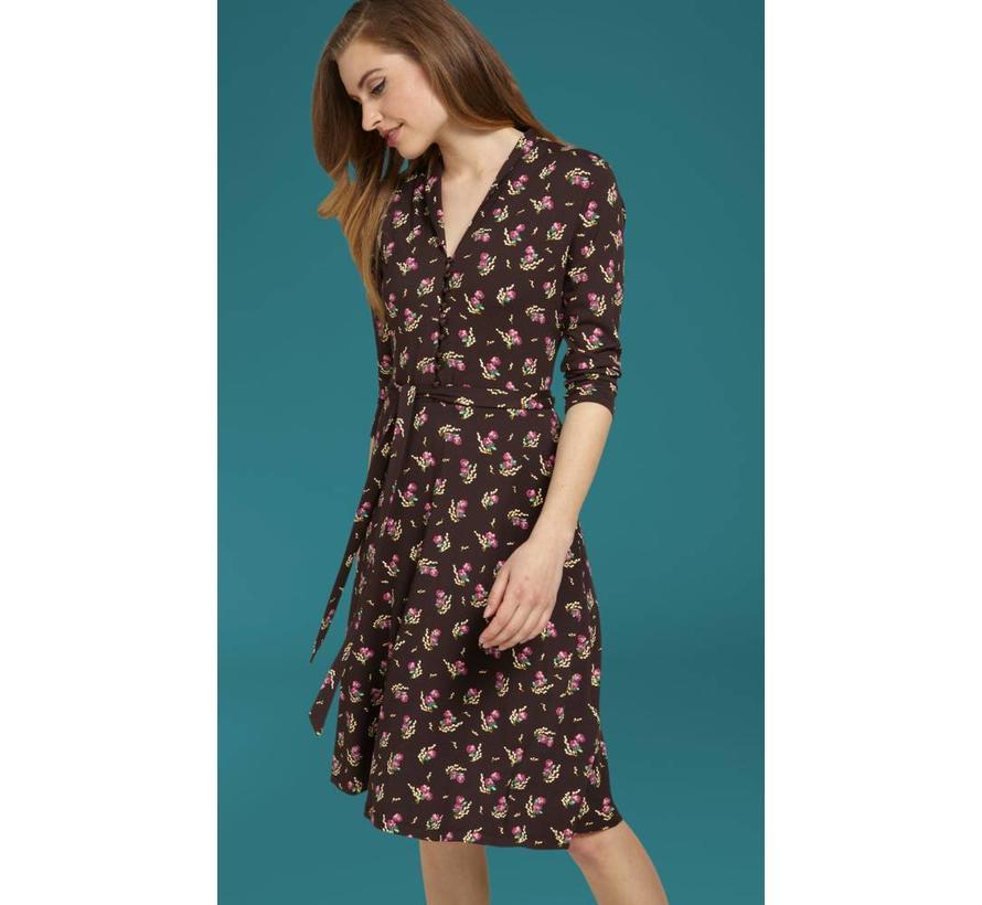 Kleid | Emmy Dress Annadale | Brunette Brown