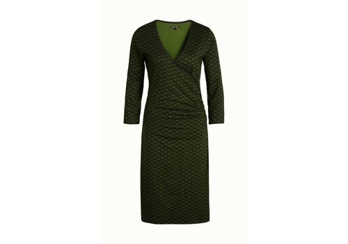 King Louie Kleid | Cross Dress Loopy | Grass Green