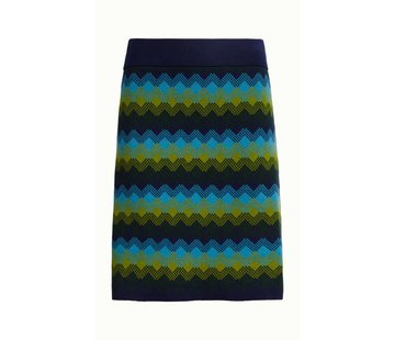 King Louie Rock | Skirt Casino | Blue