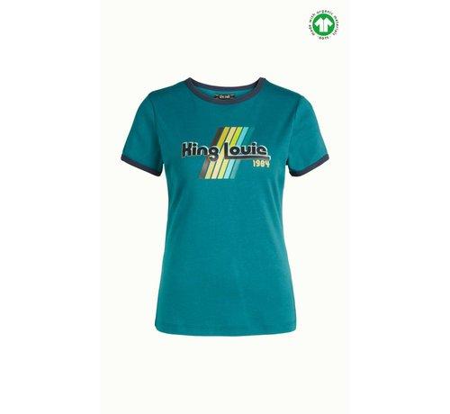 King Louie T-Shirt | King Louie Tee | Lapis Blue