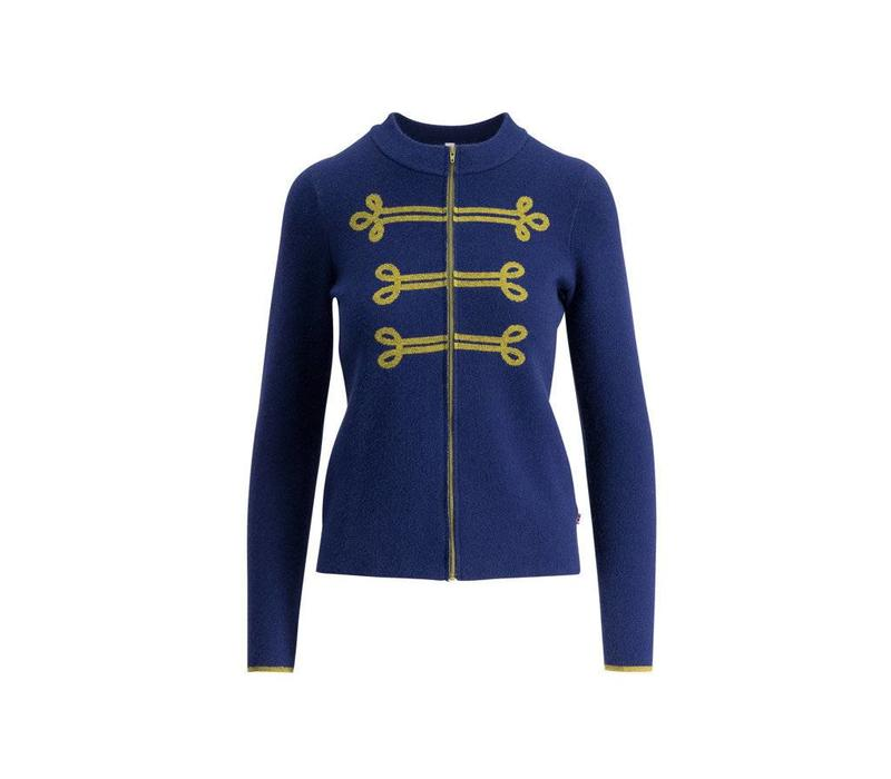 Jacke | controleuse scandaleux cardy | midnight traintravel