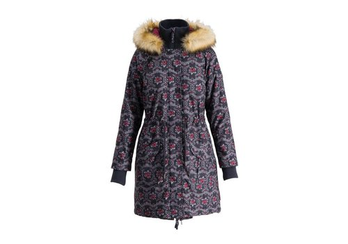 Blutsgeschwister Parka | winter wonder woods parka | lady love