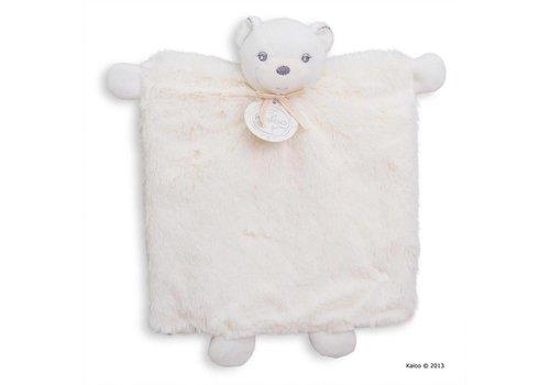 Kaloo Nuscheli | Handpuppe |  Doudou Teddybär Cream