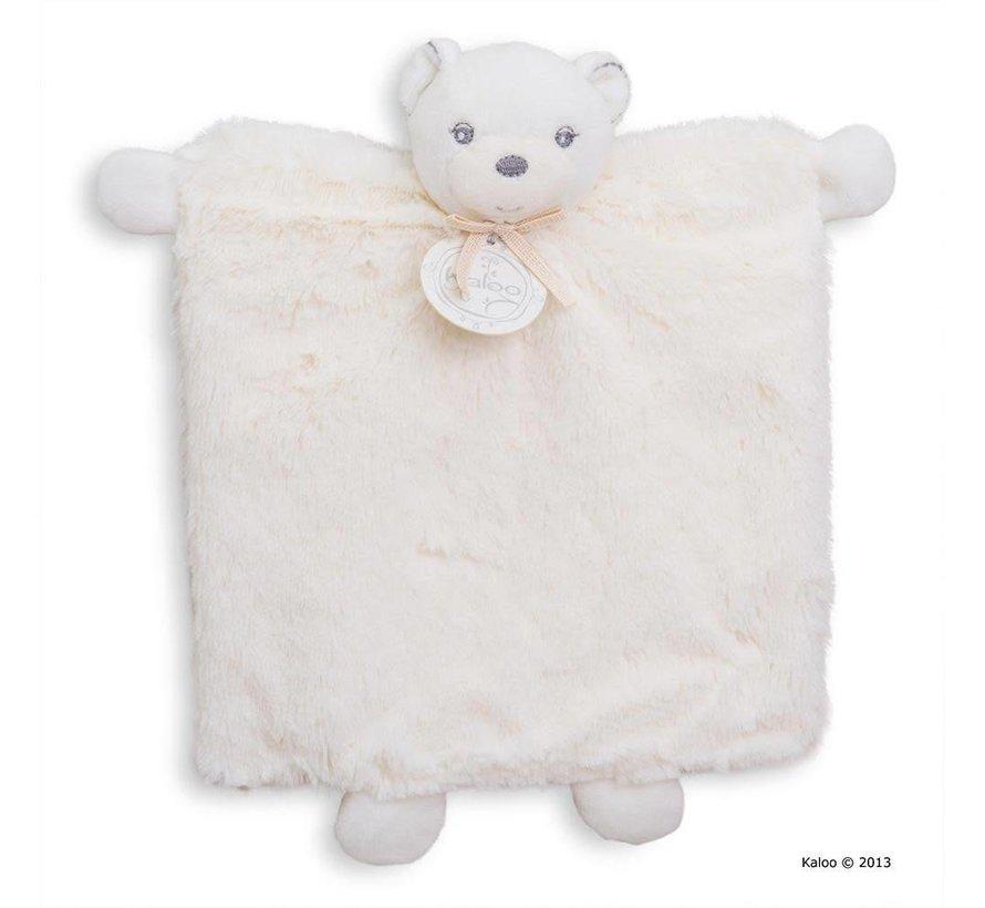 Nuscheli | Handpuppe |  Doudou Teddybär Cream