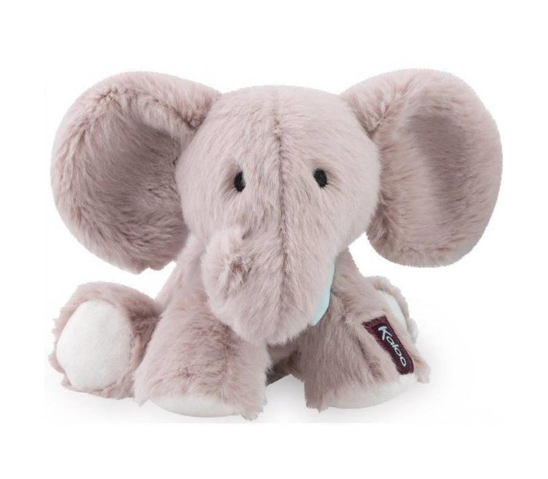 Plüschtier |  Peanut Elephant | Grau