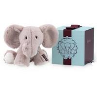 Plüschtier    Peanut Elephant   Grau