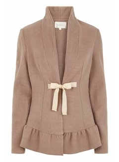 Wollmantel   Wool jacket   Taupe