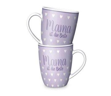 Tasse-Becher   Mama ist die Beste   Geschenkidee