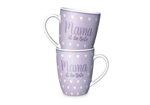Tasse-Becher | Mama ist die Beste | Geschenkidee