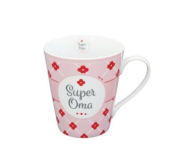 Krasilnikoff Tasse | Happy Mug | Super Oma