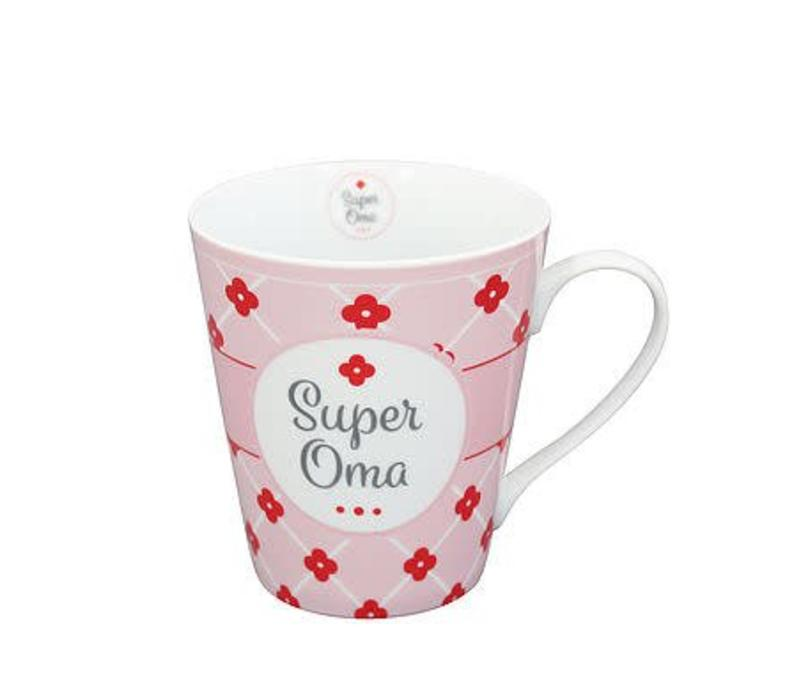 Tasse | Happy Mug | Super Oma