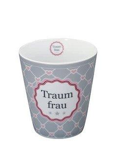 Krasilnikoff Tasse | Happy Mug | Traum Frau
