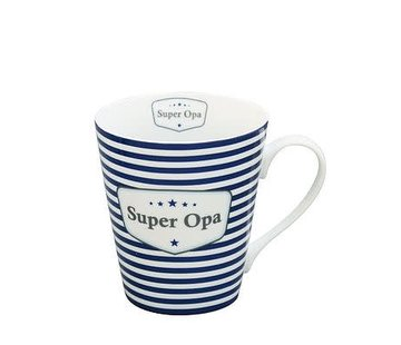 Krasilnikoff Tasse | Happy Mug | Super Opa