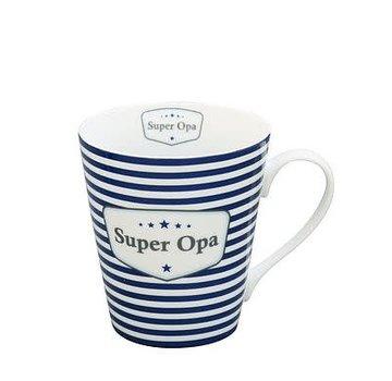 Krasilnikoff Tasse | Happy Mug | Super Opa
