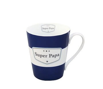 Krasilnikoff Tasse | Happy Mug | Super Papa