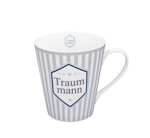 Krasilnikoff Tasse | Happy Mug | Traum Mann