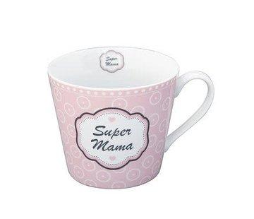 Krasilnikoff Tasse | Happy Cup | Super Mama