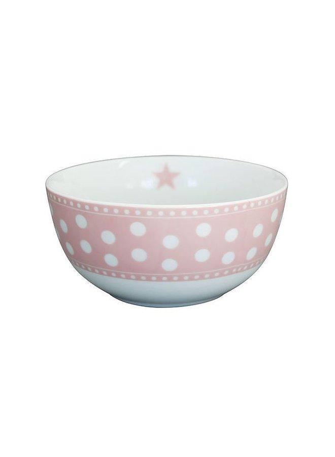 Schale | Happy Bowl - Dot Pink