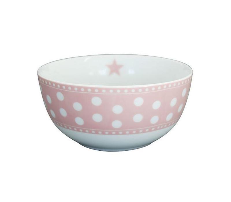 Schale | Happy Bowl | Dot Pink