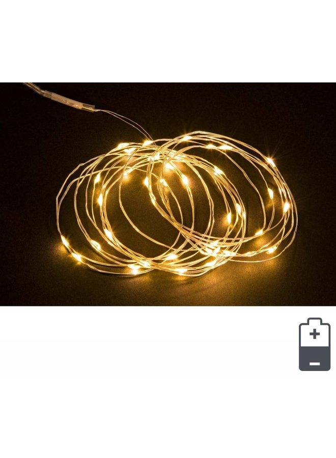 30 Micro LED`s | Länge 320 cm