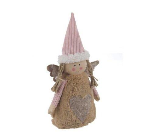 Weihnachtsdekofigur Clarissa | stehend 23cm