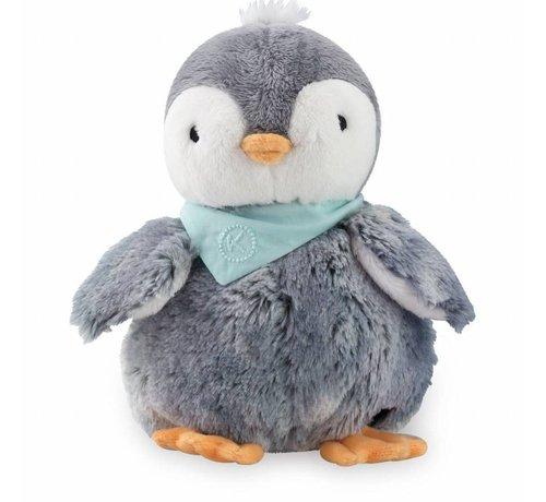 Kaloo Plüschtier |  Les Amis Pepit Pinguin | Grau
