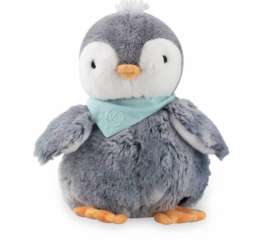 Plüschtier |  Les Amis Pepit Pinguin | Grau