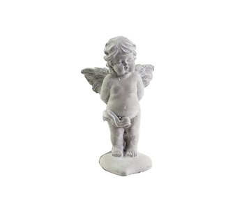 Chic Antique Dekofigur Engel auf Herz | Shabby Chic