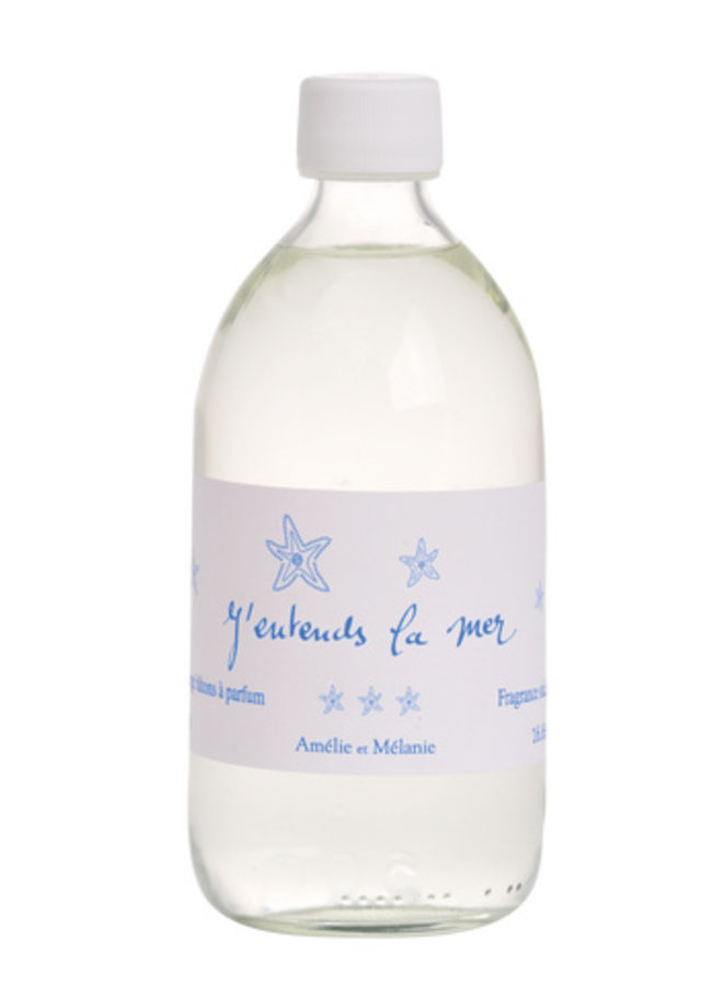 Meeresbrise Raumduft Refill 500ml | J`entends la mer