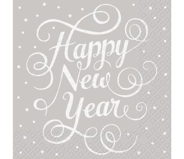Stewo Servietten 30x30cm | Happy New Year