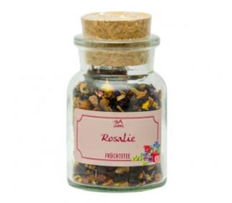 Rosalie   Früchtetee im Korkenglas 50g