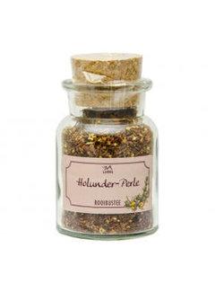 Holunder-Perle | Rooibostee im Korkenglas 50g