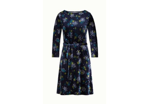 King Louie Kleid | Zoe Dress Stardust | Blue