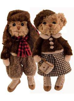 Bukowski Teddybären | Staffan & Grandma Eleonora