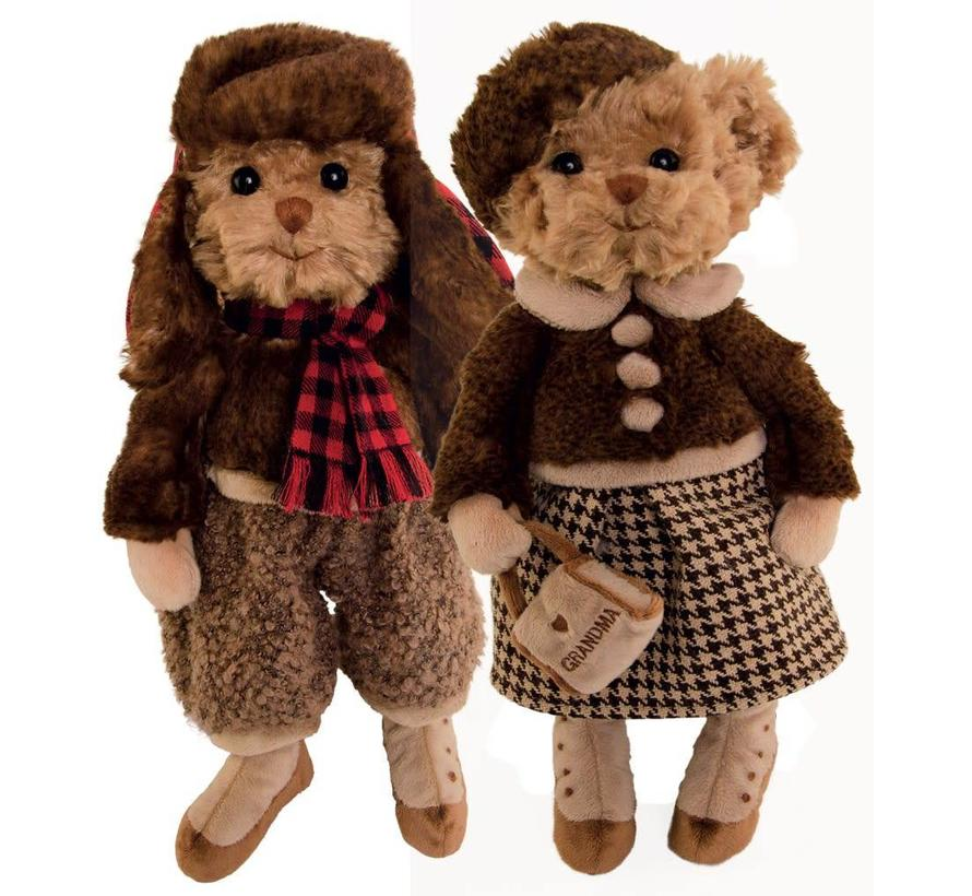 Teddybären | Staffan & Grandma Eleonora