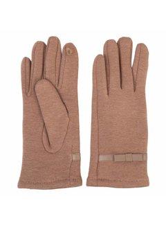 Clayre & Eef Handschuhe | Hellbraun