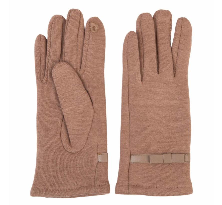 Handschuhe | Hellbraun