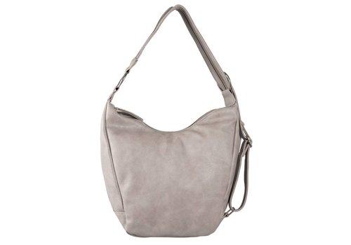 Clayre & Eef Tasche - Bag Brie | Grau