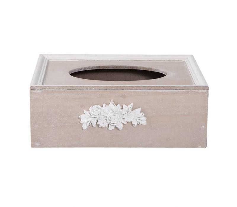 Kosmetiktuchbox | Tissuebox | Kleenexbox | Shabby Chic