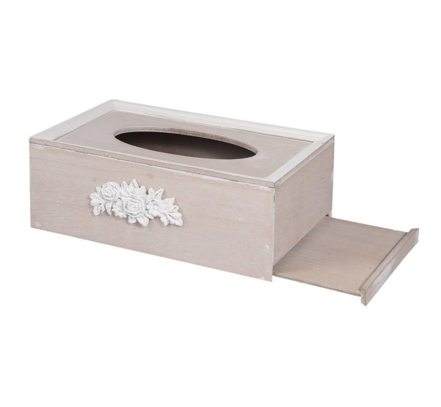 Kosmetiktuchbox   Tissuebox   Kleenexbox   Shabby Chic