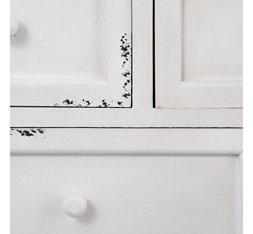"Kommode ""Nimes"" | Shabby Chic Provence | 91x35x92 cm."