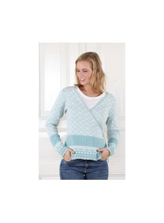 Sorgenfri Sylt Strickjacke | Ingri-mint
