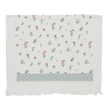 """Clayre & Eef Gästetuch """"Spring Flower""""   40x60 cm Baumwolle"""