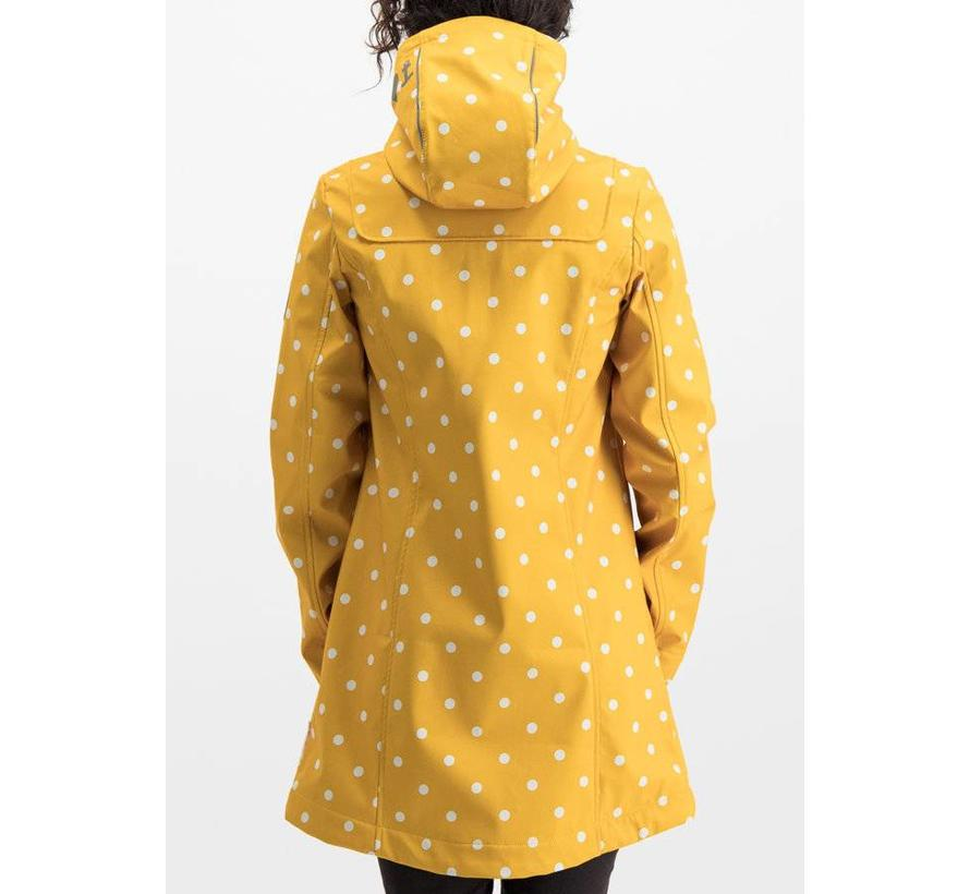 Softshell-Parka | wild weather long anorak - north north west