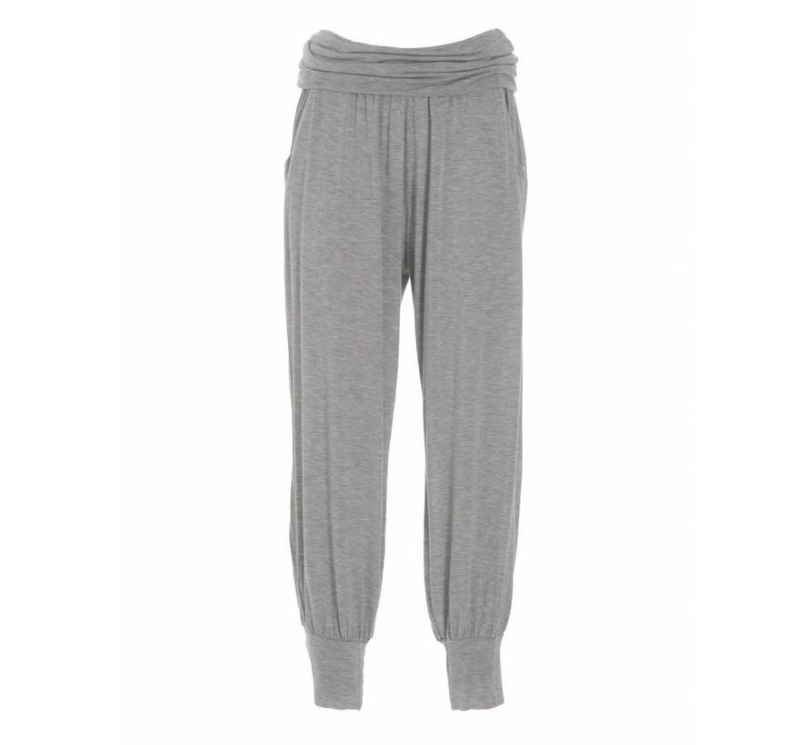 Joga Hose - melange grey