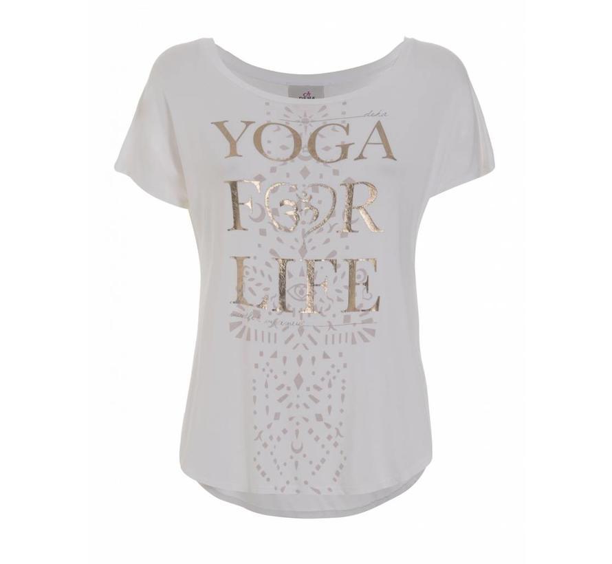 Joga Shirt - white